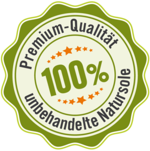 Qualitätssiegel Magnesiumöl aus Natursole